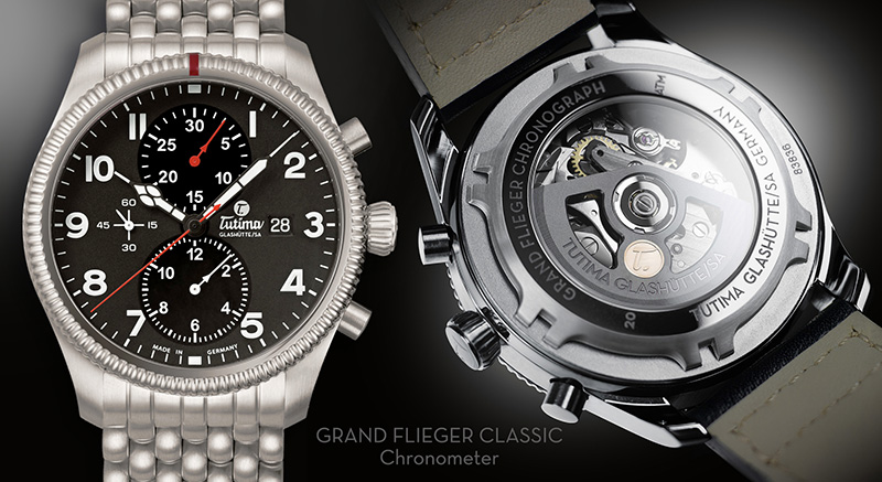 Grand Flieger Chronometer