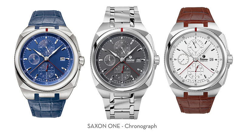 Saxon One watch